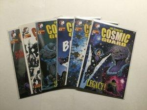 Cosmic Guard 1-6 1 2 3 4 5 6 Lot Run Set Near Mint Nm Dynamite