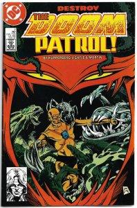 Doom Patrol #2 (1987) VF