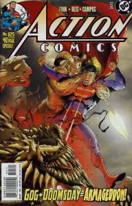 Action Comics #825 VF/NM; DC | save on shipping - details inside