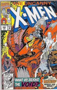 X-Men #284 (Jan-92) NM- High-Grade X-Men