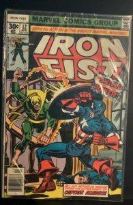 Iron Fist #12 (1977)