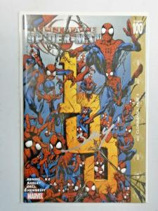 Ultimate Spider-Man #100 signed Wizard Edition COA 8.0 VF (2006)