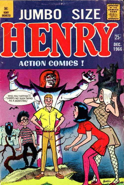 Henry Brewster #6 FAIR; M.F | low grade comic - save on shipping - details insid