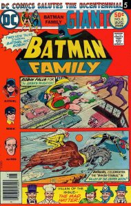 Batman Family, The #6 VG; DC | low grade comic - save on shipping - details insi
