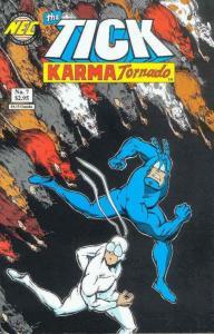 Tick, The: Karma Tornado #7 (2nd) VF/NM; NEC | save on shipping - details inside