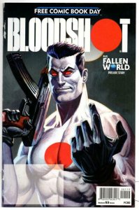 BLOODSHOT #1, NM, FCBD, more Promo / items in store, 2019 Valiant