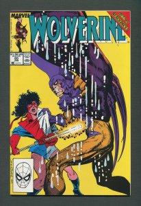 Wolverine #20  / 9.2 NM- 9.4 NM  (1988 1st Series)