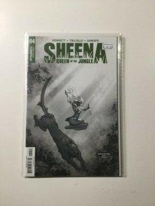 Sheena Queen of the Jungle #4 (2017) HPA