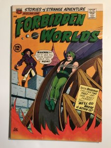 Forbidden Worlds #135  {DS-1}