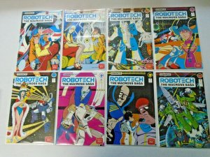 Robotech The Macross Saga Comic Lot From #3-36 31 Diff Average 8.0 VF (1985-89)