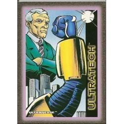 1993 Skybox Ultraverse: Series 1 ULTRATECH #98