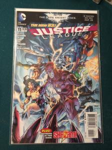 Justice League #11 The New 52
