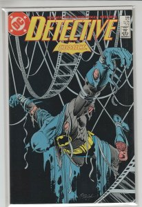 DETECTIVE COMICS (1937 DC Comics) #596 NM