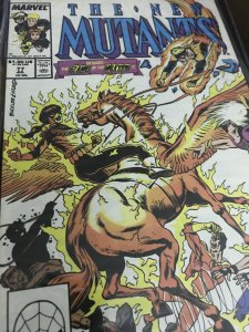 Marvel The New Mutants #77 Mint Rare