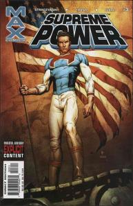 Marvel SUPREME POWER (2003 Series) #3 VF