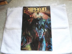 1999 IMAGE COMICS SPAWN THE DARK AGES. # 2