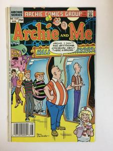 ARCHIE & ME (1964-1987)158 VF-NM  Aug 1986 COMICS BOOK