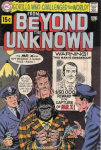 From Beyond the Unknown #5 FN; DC | save on shipping - details inside