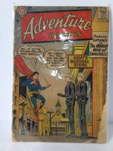 Adventure Comics 237 Poor 0.5 DC Comics SA