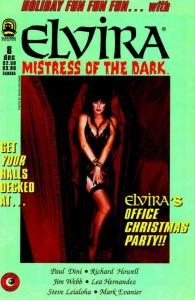 Elvira, Mistress of the Dark #8 FN; Claypool | save on shipping - details inside