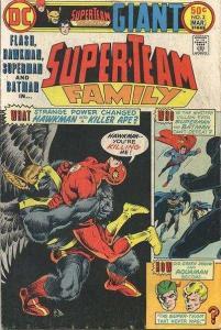 Super-Team Family #3, VF- (Stock photo)