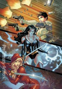 Grimm Fairy Tales Presents Realm War Age of Darkness #12A FN; Zenescope | save o