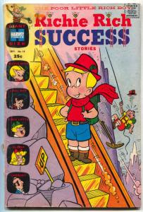 Richie Rich Success Stories #15 1967- Little Dot- G