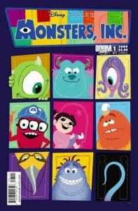 Monsters, Inc: Laugh Factory #1B VF/NM; Boom!   save on shipping - details insid
