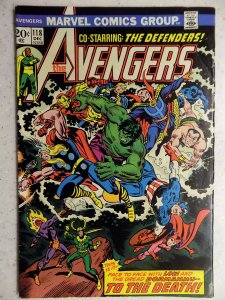 The Avengers #118 (1973)