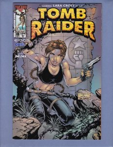 Tomb Raider #8 NM Top Cow 2000