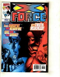 10 X-Force Marvel Comics # 79 80 81 82 85 86 87 90 93 95 EK4