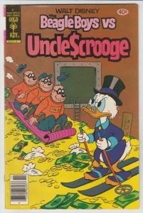 Beagle Boys VS Uncle Scrooge, The #9 (Nov-79) VF/NM High-Grade Uncle Scrooge,...