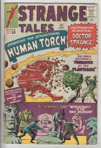 Strange Tales #121 (Jun-64) VF/NM High-Grade Human Torch, the Thing, Doctor S...