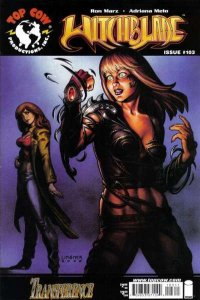 Witchblade (1995 series) #103, NM + (Stock photo)