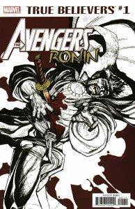 True Believers Avengers Ronin #1 Rep New Avengers #30 (Marvel, 2019) NM