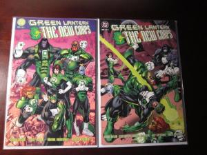 Green Lantern The New Corps #1 to #2 - VF - 1999