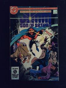 Jemm, Son of Saturn #1 (1984)