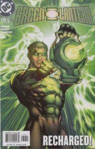 Green Lantern (1990 series) #179, NM (Stock photo)