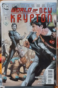 Superman: World of New Krypton #3 (2009)