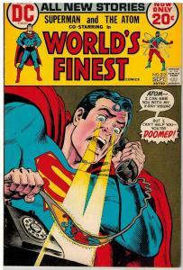 WORLDS FINEST 213 VF-NM Sept. 1972 COMICS BOOK