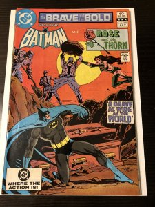 The Brave and the Bold #188 FN/VF DC comics