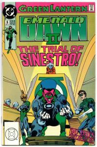 Green Lantern Emerald Dawn II #6 (DC, 1991) VF