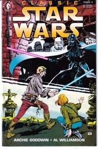 Classic Star Wars #4 (1992)