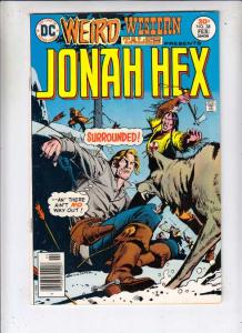 Weird Western Tales #38 (May-74) VF High-Grade Jonah Hex