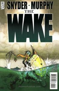 Wake, The (2nd Series) #7 VF/NM; DC/Vertigo   save on shipping - details inside