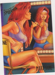 1995 Fleer Ultra Spider-Man #37 Mary Jane