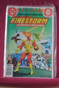 Fury of Firestorm Annual #2 (1984)