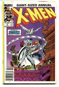 X-Men Annual #9 -Storm becomes THOR! Marvel comic book NM-