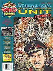 Doctor Who Magazine Winter Special #1991 FN; Marvel UK | save on shipping - deta