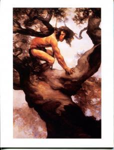 Burroughs Bulletin New Series #33 1998-ERB-Tarzan-J Allen St John-Jeff Jones-VF
